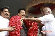 Kamal Haasan Launching Lake Cleaning Movement