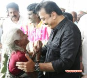 Recent Pics Kamal Haasan Launching Lake Cleaning Movement Event 5766