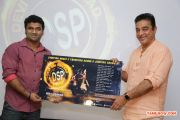 Kamalhaasan Reveals Poster Of Dsp Usa