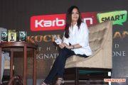 Karbonn Mobiles Launch Kochadaiiyaan Phone Series Photos 8979