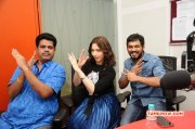 Kaththi Sandai Audio Launch
