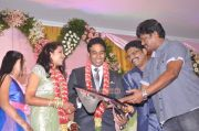 Ks Ravikumar Daughter Wedding Reception 5274