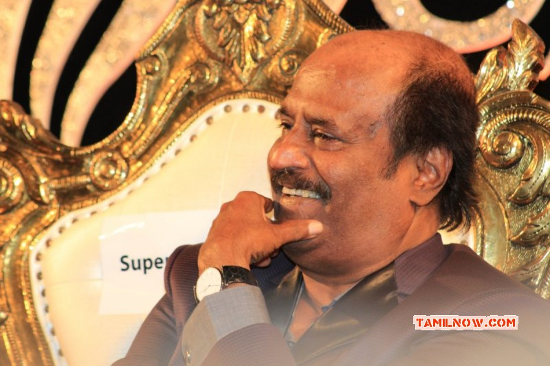 Rajinikanth At Lingaa Audio Launch Gallery 889