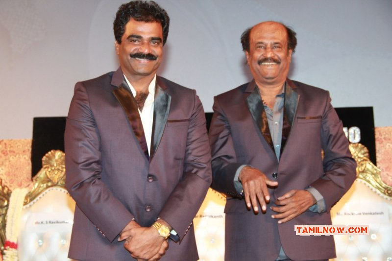 Tamil Function Lingaa Movie Audio Launch Nov 2014 Picture 6962