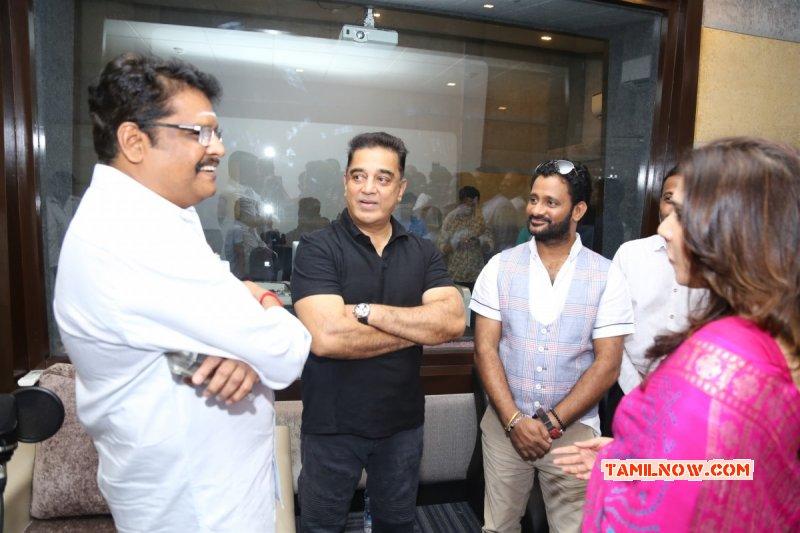 Jul 2017 Album Tamil Function Lissy Lakshmi Dubbing Studios Launch 2533