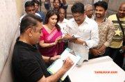 Lissy Lakshmi Dubbing Studios Launch Tamil Event 2017 Image 9552