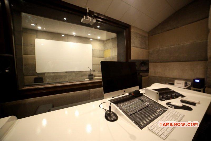 Recent Photo Tamil Function Lissy Lakshmi Dubbing Studios Launch 23