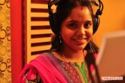Madhu Maadhu Soodhu Song Recording