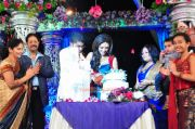Mamta Mohandas Wedding Reception 7348