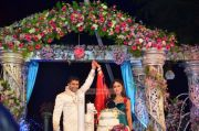 Prajith padmanabhan and mamta mohandas reception 525