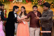 Latest Picture Tamil Function Mansoor Ali Khan Daughter Wedding Reception 1979