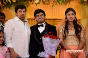New Images Tamil Function Mansoor Ali Khan Daughter Wedding Reception 4388