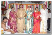 Meena marriage photos 1