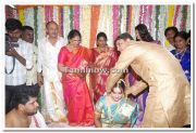 Meena marriage photos 3