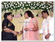 Lakshmi Greets Meena