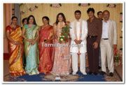 Meena Vidyasagar Couple With Srikanth