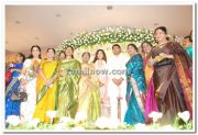 Meena Vidyasagar Wedding Reception