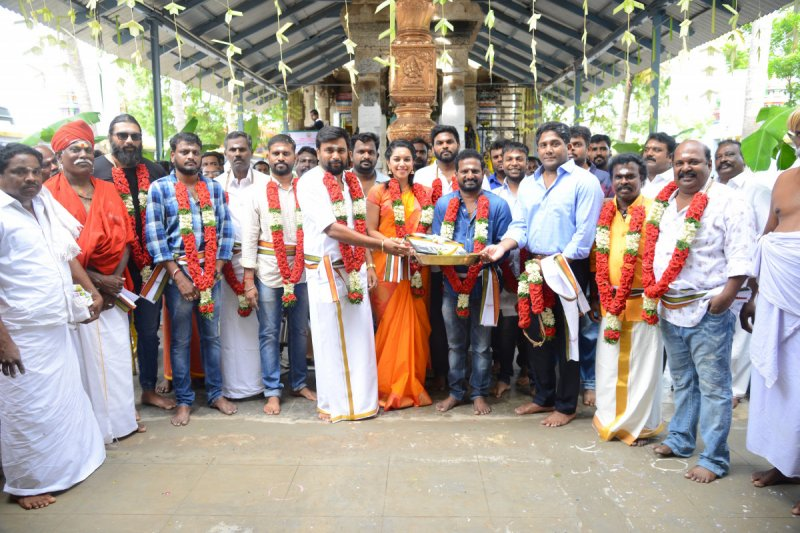 Sasikumar Mirnalini Ravi Movie Mgr Magan Pooja 332