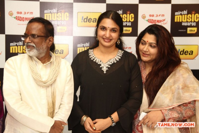 Mirchi Music Awards South 2013 Jury Pressmeet Stills 4136