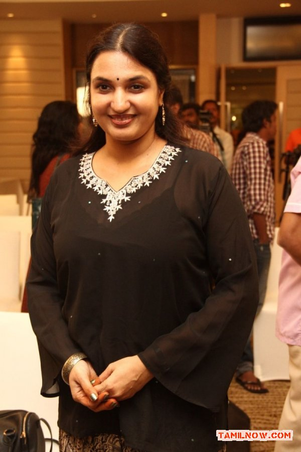 Sukanya At Mirchi Music Awards Press Meet 916