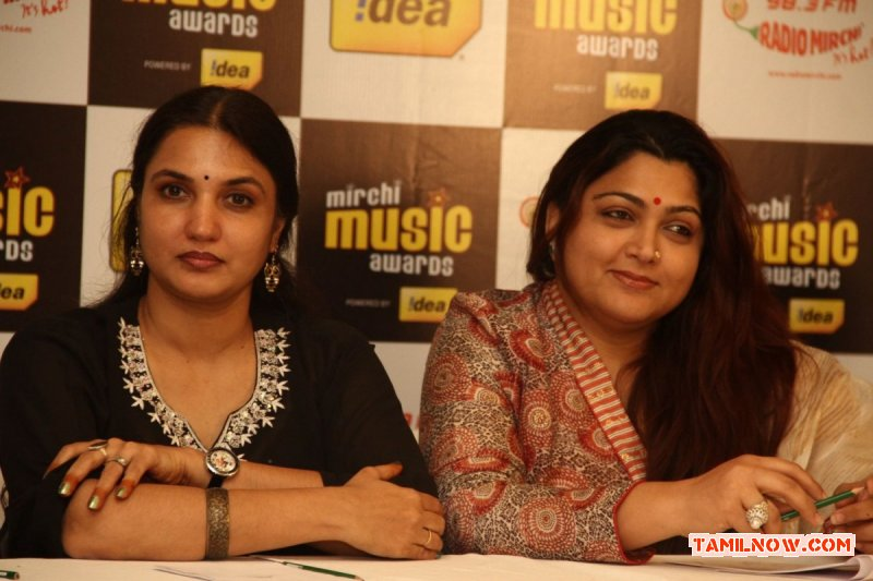 Sukanya Khushbu At Mirchi Music Awards Pressmeet 968