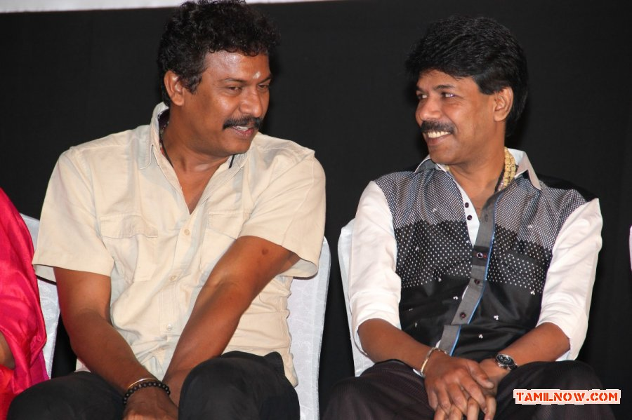 Samuthirakani Bala Naan Sigappu Manitha Audio Launch 921
