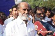 Rajinikant At Nadigar Sangam Election 596