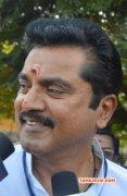 Sarath Kumar In Nadigar Sangam Election 794