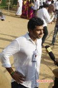 Karthi Nadigar Sangam Election Gallery 693