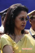 Actress Gauthami At Nadigar Sangam Election 737