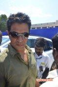 Arjun Sarja At Nadigar Sangam Election 265