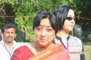 Lakshmi Aishwarya At Nadigar Sangam Election 634