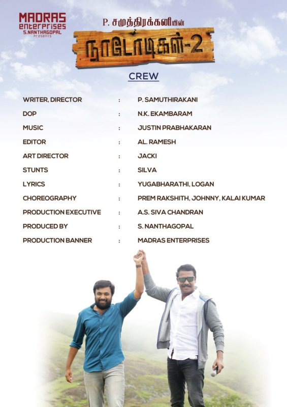Nadodigal 2 Cast And Crew 403