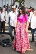 Aug 2015 Gallery Function Nayagi Movie Pooja 6051