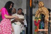 Event Image Trisha Krishnan At Nayagi Pooja 547
