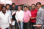 Tamil Movie Event New Office Bearers Visit Nadigar Sangam Land Photo 6286