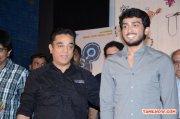 Kamal And Kalidas At Oru Pakka Kadhai Launch 379