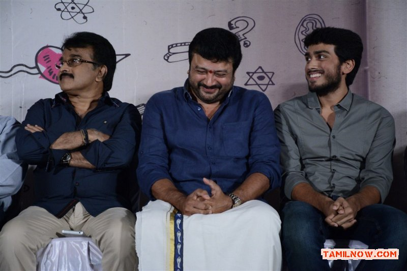 Oru Pakka Kadhai Hero Intro Pressmeet Stills 2746
