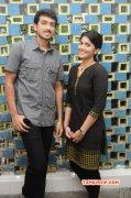 Album Kalidas And Megha Akash In Oru Pakka Kathai Launch 700