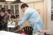 Jayaram Clapping The Board For Kalidas 864