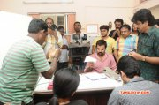 Oru Pakka Kathai Movie Launch Tamil Event Pictures 9644