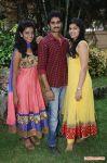 Ovvoru Nanbanum Thevai Machan Press Meet Photos 8079