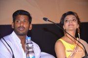 Still Vishal Kajal Agarwal Paayum Pul Audio Launch 385