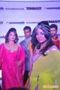 Parvathy Omanakuttan Launches Toni And Guy Essensuals 1563