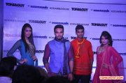 Parvathy Omanakuttan Launches Toni And Guy Essensuals 1811