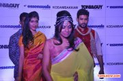 Parvathy Omanakuttan Launches Toni And Guy Essensuals 1981