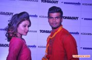 Parvathy Omanakuttan Launches Toni And Guy Essensuals 2033