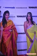 Parvathy Omanakuttan Launches Toni And Guy Essensuals 4478