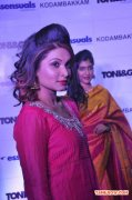 Parvathy Omanakuttan Launches Toni And Guy Essensuals 4742