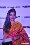 Parvathy Omanakuttan Launches Toni And Guy Essensuals Photos 3117